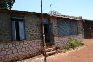 External view of boys' hostel