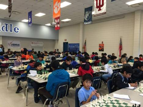 Dream Play 2014 Chess